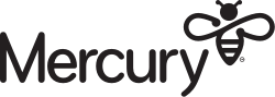 Mercury Logo - Bee design