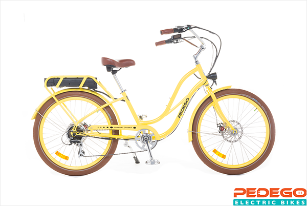 Pedego Step-thru Cruiser