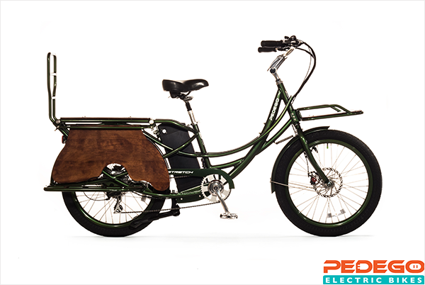 Pedego Stretch CargoBike