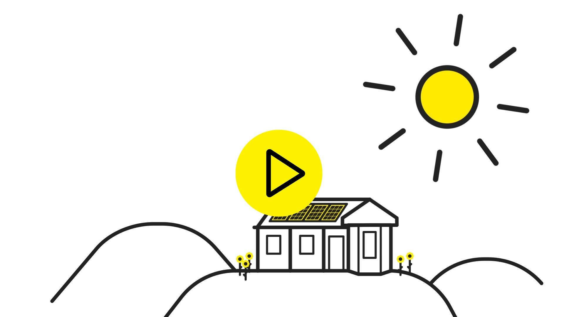 How solar panels make electricity