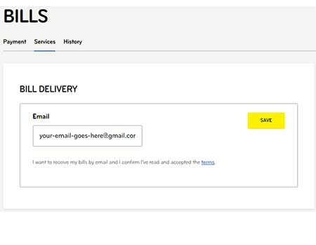 Mercury-My-Account-Bill-Delivery-by-email
